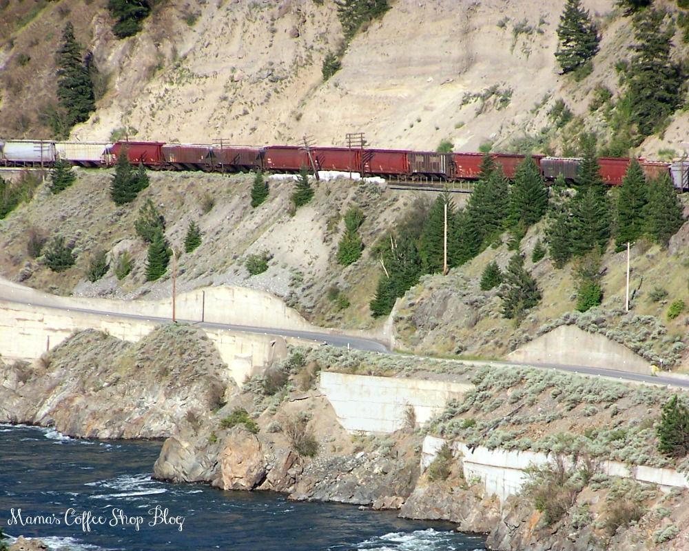 Mama's Coffee Shop Blog - Railway Containers