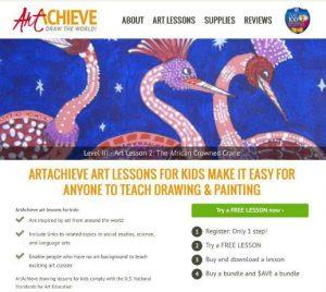 Art Achieve logo