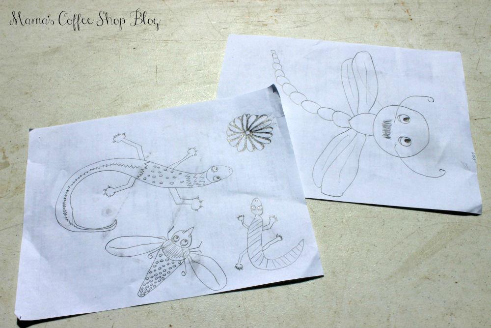 Mama's Coffee Shop Blog - ArtAchieve My Work