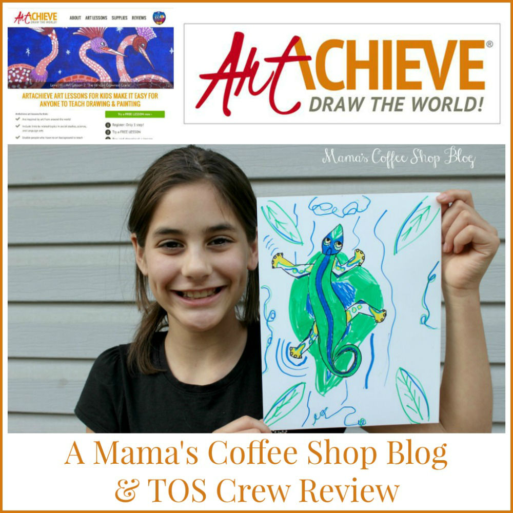 Mama's Coffee Shop Blog - ArtAchieve Review