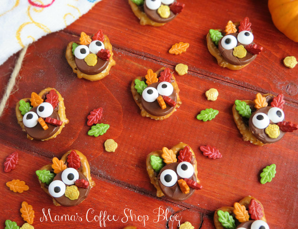 MCSB - Turkey Pretzels