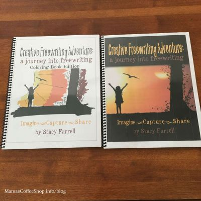 How Coloring Helped With Creative Writing {Homeschool Crew Review}
