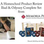 Gods, War, Women, and Intrigue – Classic Literature for Teen Boys {Homeschool Crew Review}