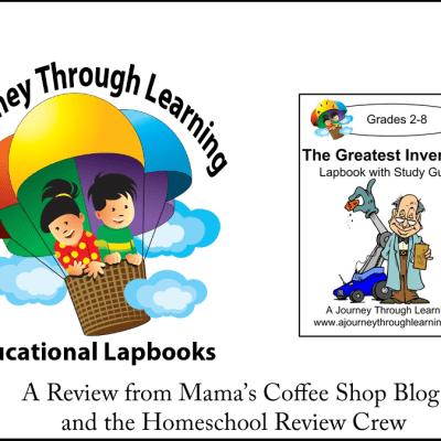Greatest Inventors Lapbooks {Homeschool Review Crew}
