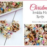 Christmas Scrabble Mix Recipe + $500 Giveaway