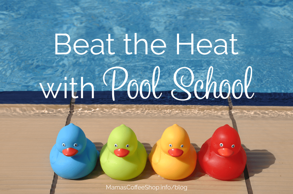 Beat the Heat with Pool School