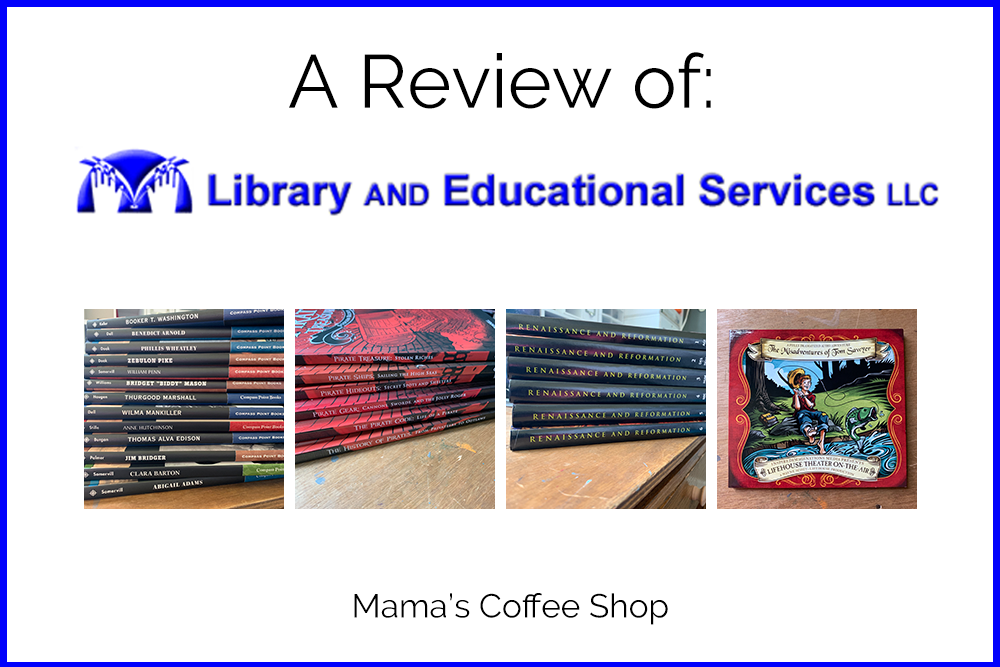 Library and Educational Services, LLC {Review}