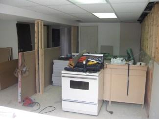 The Basement Kitchen