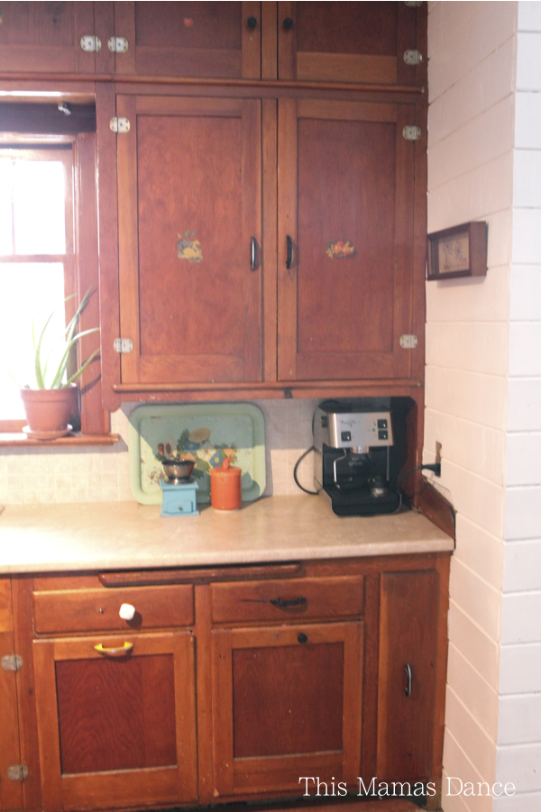 ... Unpainted Cabinets