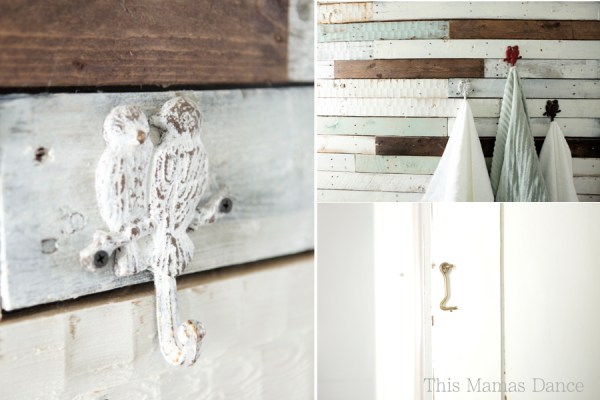 birdy towel hook