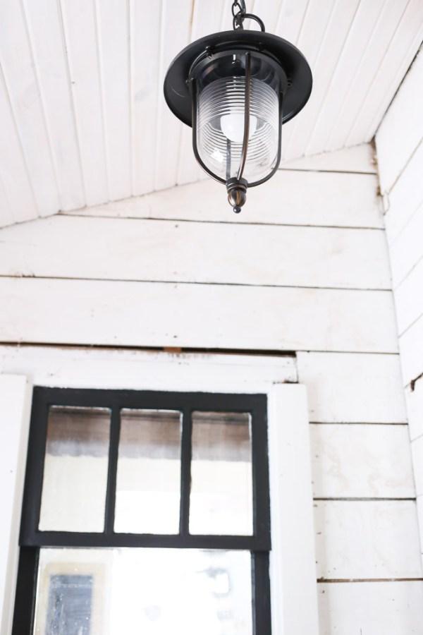 Black Lake House light fixture-1