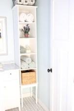 Mission Style Door, Cottage Bathroom-1