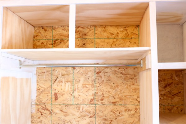 Adding Poplar Face Frames to Plywood Cabinets| This Mamas Dance