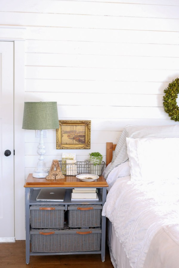 Master Bedroom Side Table 2| This Mamas Dance