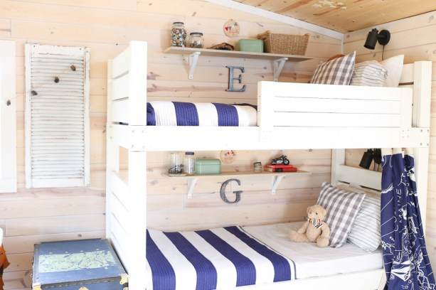 DIY bunks |This Mamas Dance-5