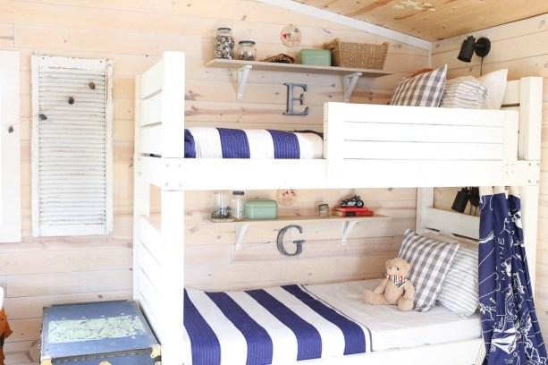 DIY bunks |This Mamas Dance-5