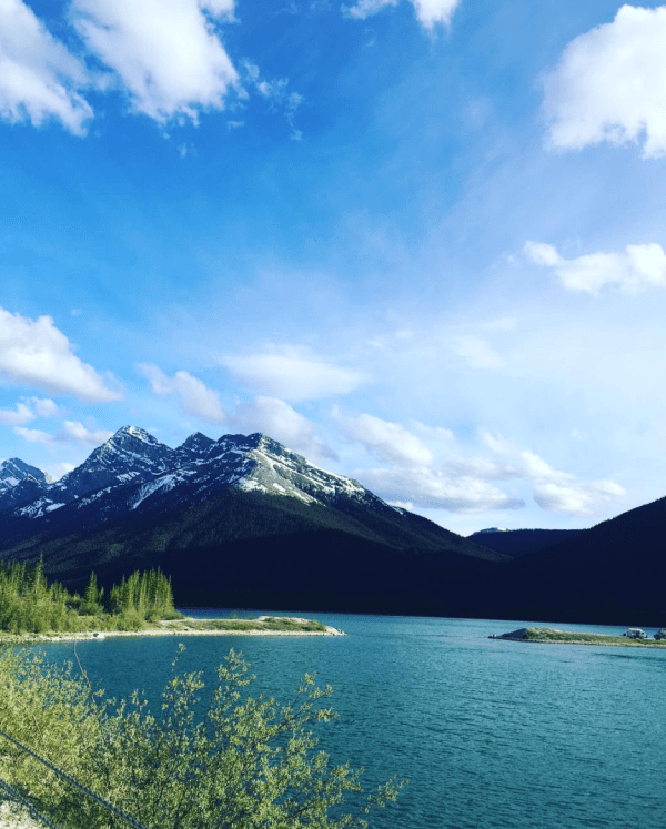 Things to Do and See in Canmore, AB   Travelling with Kids, via Ashlea of This Mamas Dance