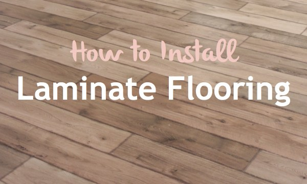 How To Install Laminate Flooring This Mamas Dance