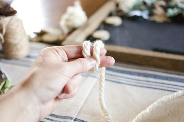 How to Make a Yarn Pom Pom | via Ashlea of This Mamas Dance