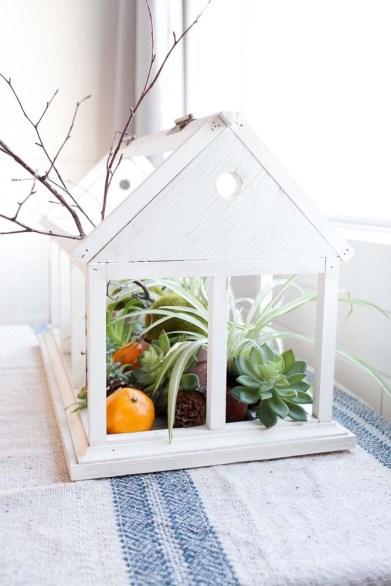 Winter Wooden Terrarium-2