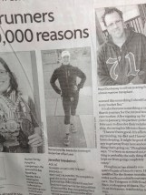 Look mom, I made the paper!