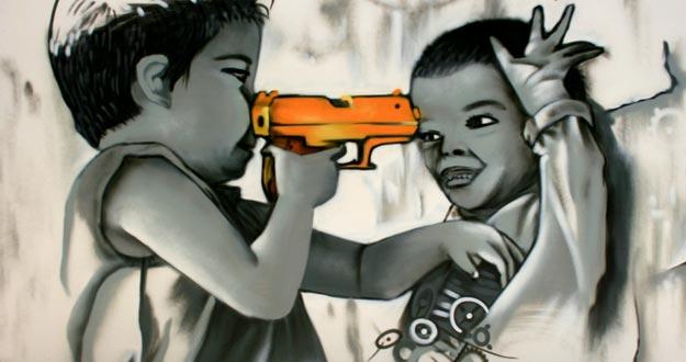 Disparos de crueldad 1