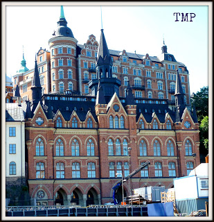 Crucero II: Estocolmo 6