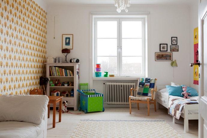 Muchas Ideas para Muchas Habitaciones 9