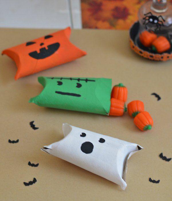 ideas monstruosas para Halloween