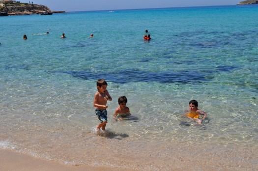 playa beach moda swimmwear kids summer