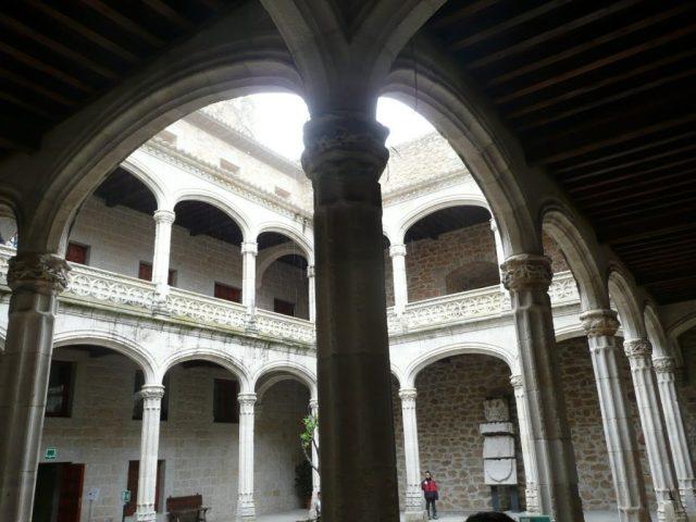 un palacio