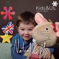 Libros, Peluches y Lápices Mágicos para no Dejar de Aprender Inglés con Kids and Us
