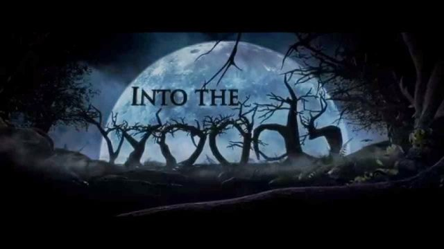 meryl streep johnny depp into the woods