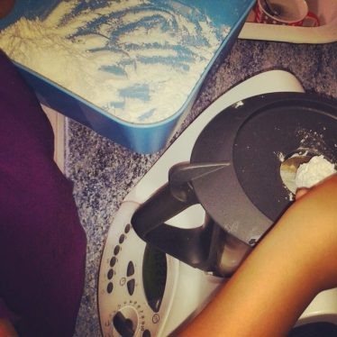 Masa cocinar kids merienda