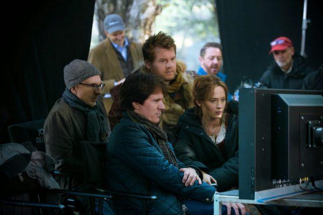 Cine Blunt Streep Marshall crítica película disney