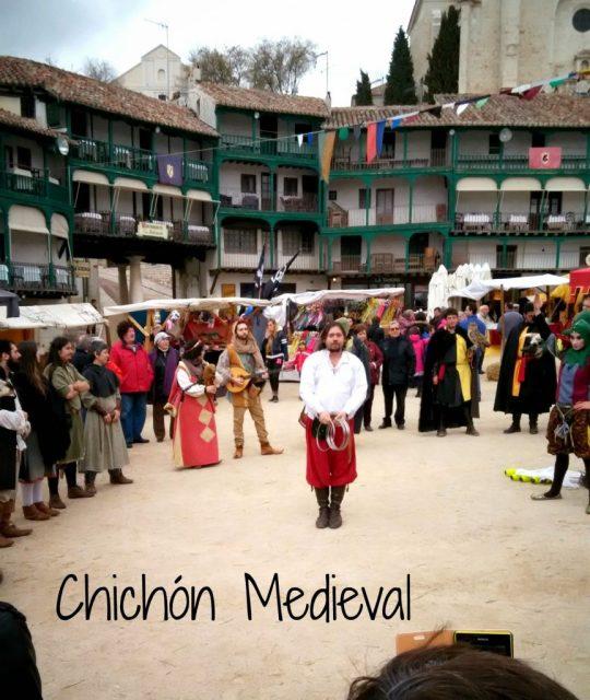 mamá full time medieval viajar