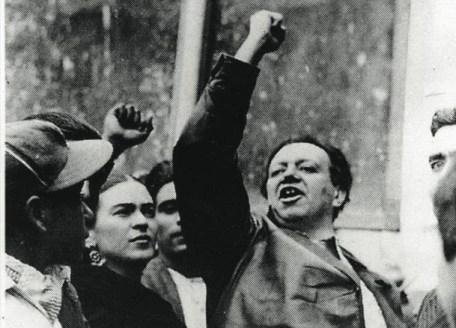 una biografía de Frida Kahlo