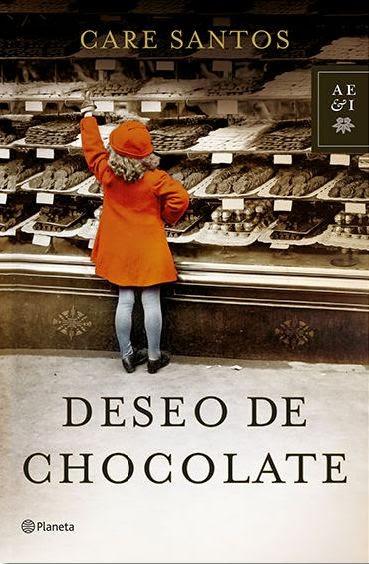Libros. Distintas Historias y un Mismo Deseo de Chocolate. 1