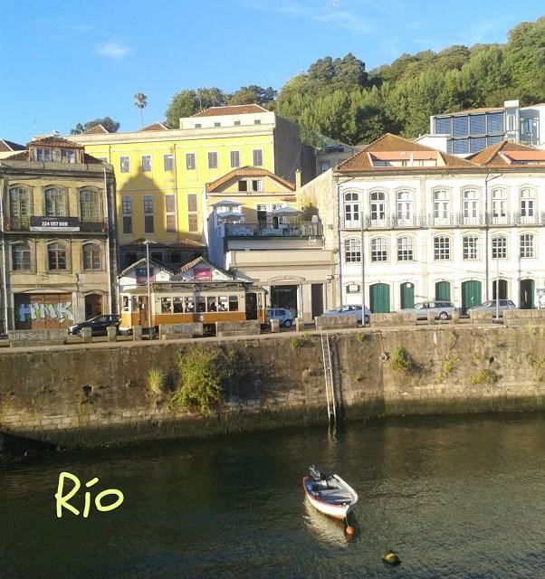 Ciudad Oporto Viajar Verano