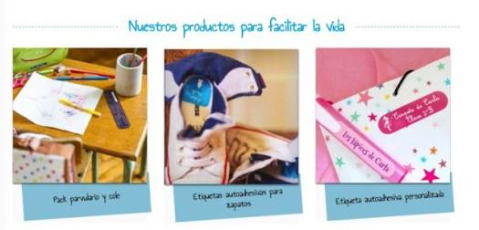 Mamás Full Time Etiquetas Ropa Libros