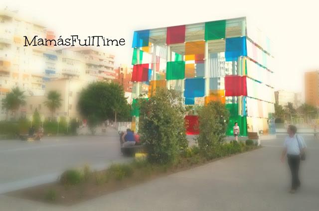 Centro Arte Pompidou Málaga