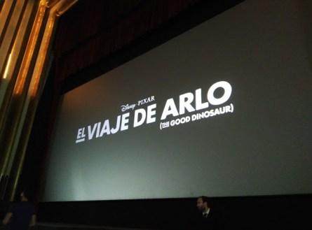 Película animación estreno disney pixar