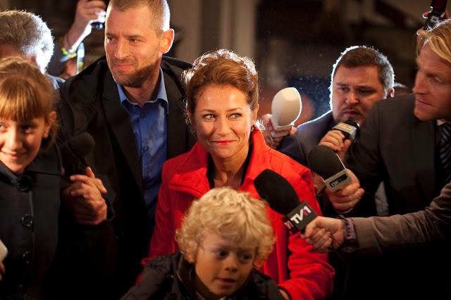 conciliación primera ministra Borgen