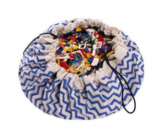 recogedor juguetes bolsa