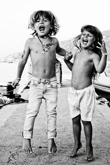 vivir infancia ropa cómoda