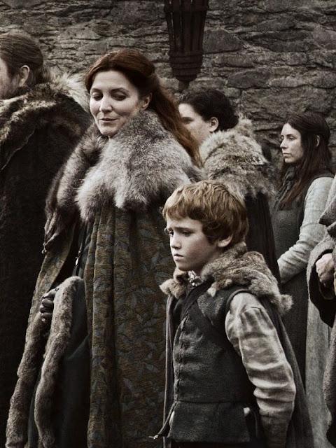 Mamás en Serie: Una Madre en el Frío Invierno