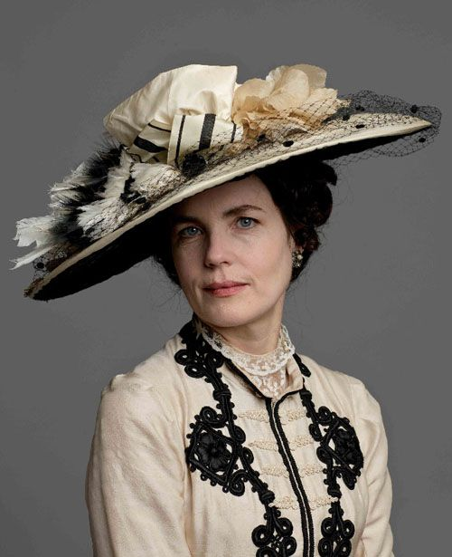 Maternidad Downtown Abbey
