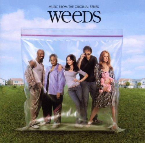 Marihuana serie TV madre viuda
