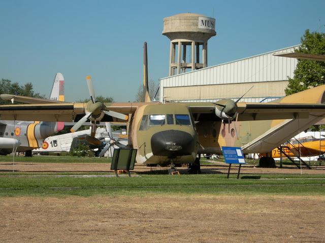 Museo Aire Madrid Aviones Historia