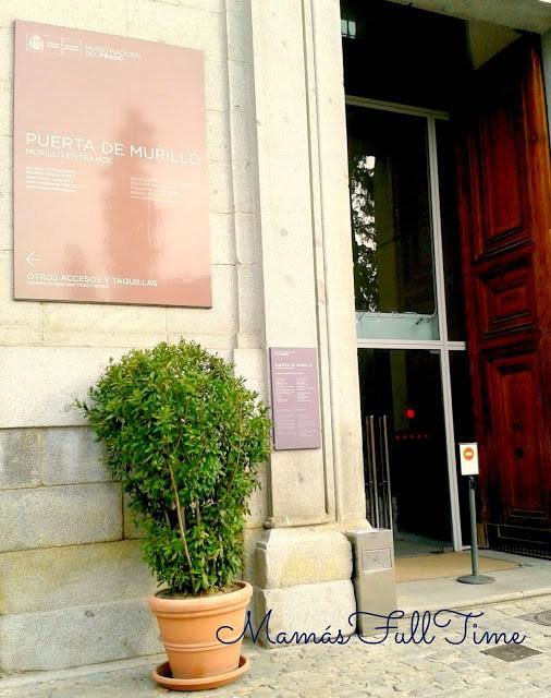 Museo Prado Pinacoteca Madrid